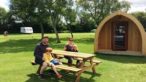 camping pods national trust