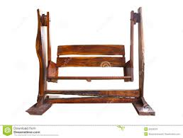 wooden garden swing seat royalty free stock images image 25009379