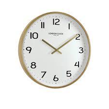 silent wall clocks london clock company friske silent wall clock 41cm fast shipping