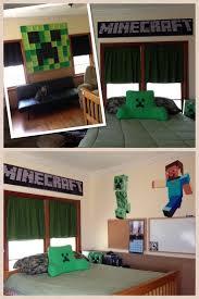 bedroom boys minecraft bedroom minecraft room decor sfdark