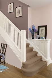 Hallway And Stairs Colour Ideas by Hallway Feature Wall Ideas Home Design Ideas