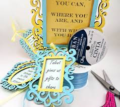 diy decorate for with inspirational quote plaques