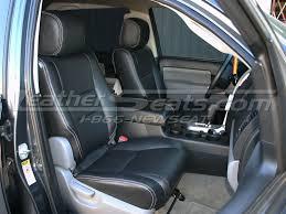 Toyota Interior Colors Toyota Sequoia Leather Interiors
