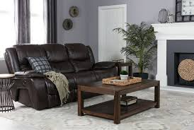 Presley Reclining Sofa by Sampson Power Reclining Sofa Living Spaces