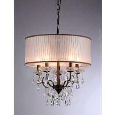 Chandelier Accessories Drum No Additional Accessories Chandeliers Hanging Lights