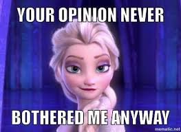 Elsa Frozen Meme - elsa meme shared by blair waldorf on we heart it