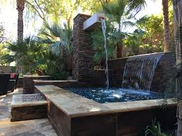 water features las vegas design company green planet
