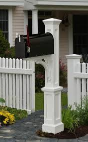 15 best mailbox images on pinterest mailbox post white mailbox