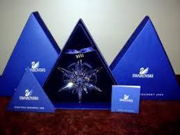 2005 annual snowflake ornament