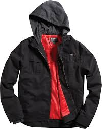 fox motocross jacket 99 50 fox racing mens straightaway hooded canvas jacket 221556