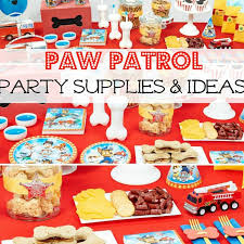 10 paw patrol birthday ideas images birthday
