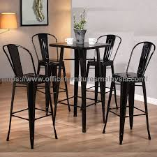 counter height bar table metal counter height bar table set 5 piece pub table set price