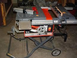 Table Saw Motor Craftsman 10in Table Saw With Leg Set Wordblab Co