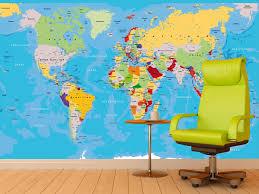 world map wall mural miscelaneous wall murals pinterest wall world map wall mural
