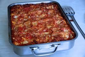 recette de cuisine italienne les lasagnes un millefeuille à l italienne la cuisine à quatre mains