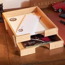 unique european beechwood hinged desk tray wood hinged double