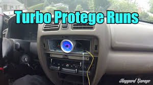 mazda protege 2016 kids get free turbo parts and put them in an old beat up mazda