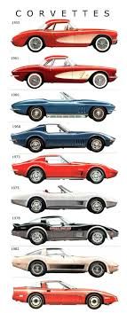 corvette the years 204 best corvettes only images on corvettes chevy