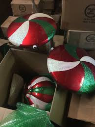 used commercial decorations for sale