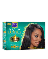 alma legend hair products amla legend no mix no lye relaxer kit black hair dark and lovely