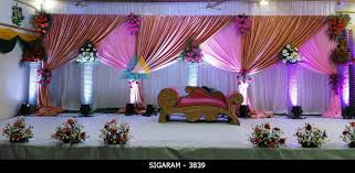 decoration pictures wedding reception decoration at sri devi mahal sriperumbudur