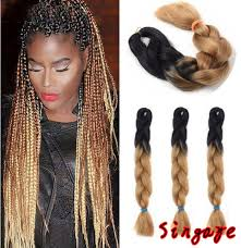 extension braids 1 bunch 24 60cm jumbo braids hair extension braided hair