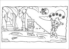 100 ideas jake neverland pirates coloring pages print