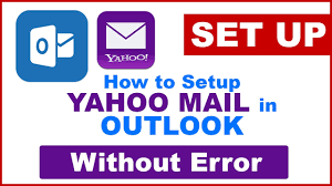 yahoo mail how to setup yahoo mail in microsoft outlook 2010 2013 without any
