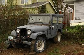 cj jeep old parked cars 1983 jeep cj 5