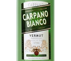 carpano vermouth carpano bianco u2013 the spirit cellar