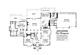 colonial house plans franklin 50 001 associated designs