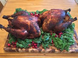 southern turkey recipe thanksgiving smoked thanksgiving turkey on my yoder ys640 youtube