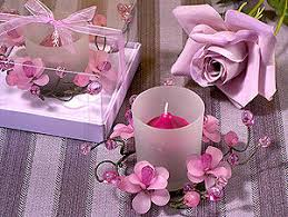 candle favors candle favors cassiani collection favors