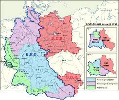 Alternate History Maps Deutschland Im Jahr 1955 By Nanwe01 On Deviantart