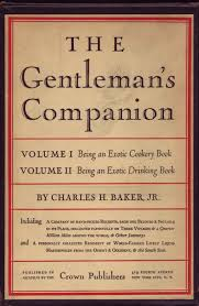 cleaning out the basement the gentleman u0027s companion appetite