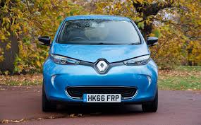 renault blue extended test 2017 renault zoe