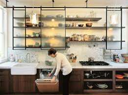 kitchen rack designs 4 smart ideas for kitchen racks design shelving