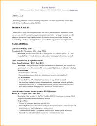 Resume Objective Call Center 9 Resume Objective Statement Examples Men Weight Chart