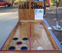 bank shot carnival games gaming and festival games
