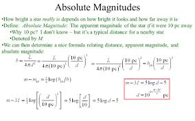 Absolute Magnitude Of Sun Spectral Type Astronomers Use Letters To Describe The Temperature