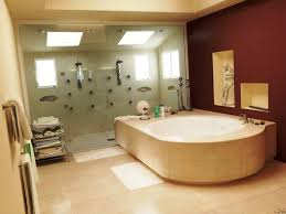 unique bathroom low lighting interiordesignew com