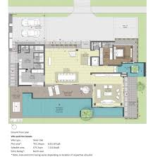 Embassy Floor Plan by Embassy Boulevard Bangalore