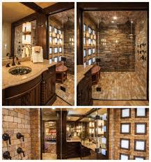 bathroom in log rustic master bathroom cabin designs charming in