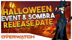 overwatch news sombra halloween event and release dates