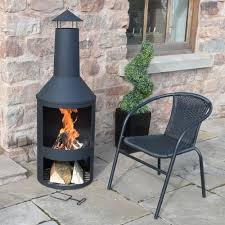 short patio heater extra large garden chimenea chimnea fire pit patio heater outdoor