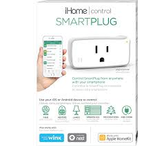 amazon com ihome control smart plug works with amazon alexa