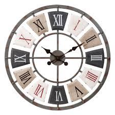 19 inspiring wall clocks for living room decor clocks wall