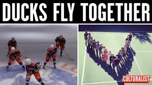 Mighty Ducks Meme - ducks fly together the cast of d2 the mighty ducks recreated the