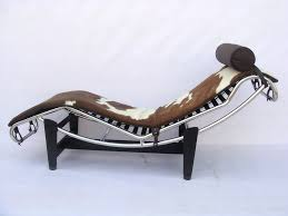 shop le corbusier chaise lounge ponyhide for only 1295