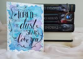 empire home theater 951 691 empire of storms by sarah j maas quote watercolour typography